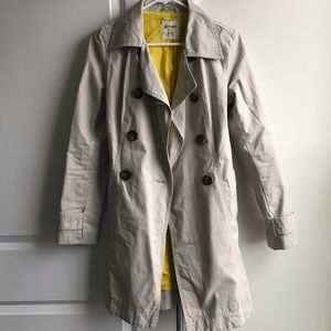 Old Navy Women's Trench Coat Size S